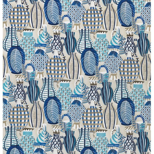 Ткань Nina Campbel  COLLIOURE NCF4290-04