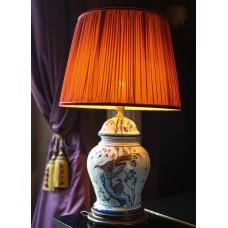 Настольная лампа Le Porcellane Fagiani арт. 5692