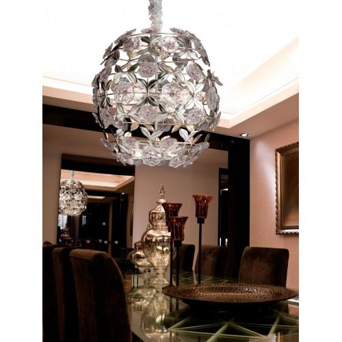 Люстра Eurolampart Angelica арт. 2485/16LA Venice Glass