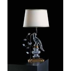 Настольная лампа Banci арт. 55.6215 Grey Rust Silver