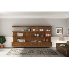 Модули для гостиной/кухни Creo Aurea