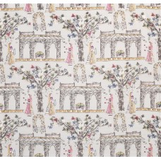 Ткань Nina Campbell PAVILION GARDEN NCF4244-02