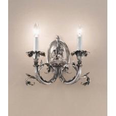 Настенный светильник Arizzi арт. 172/2/AP Silver