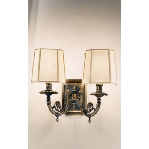 Настенный светильник Arizzi арт. 495/2/AP