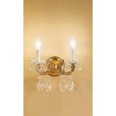 Настенный светильник Arizzi арт. 859/2/G/AP Crystal