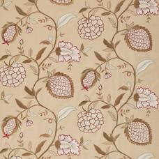Ткань Zoffany Pomegranate Tree 332345