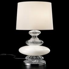 Настольная лампа Barovier&Toso арт.5677 Pigalle White Crystal