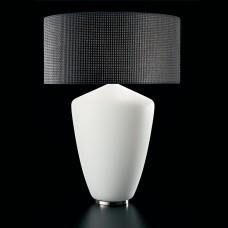 Настольная лампа Barovier&Toso арт.6919 Ikebana Sanded White