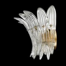 Настенный светильник Barovier&Toso арт.5310/1Palmette Crystal