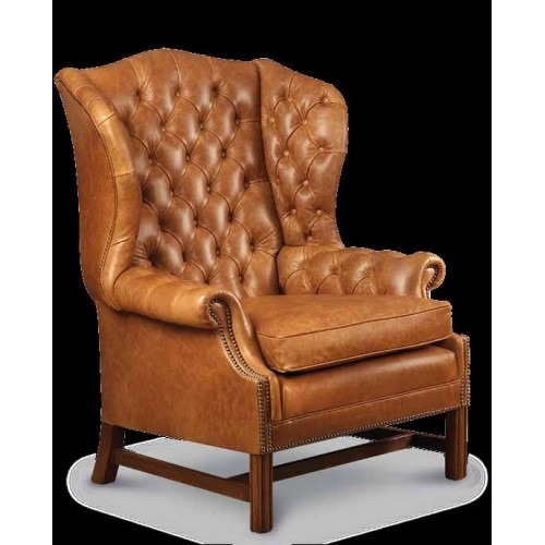 Кресло Artistic Upholstery Chippendale Master Buttoned Chair