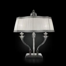 Настольная лампа Sylcom Impero арт. 1653/L2 ARG.CR