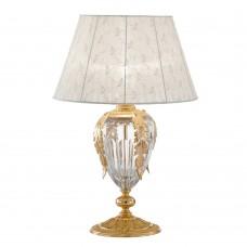 Настольная лампа Possoni арт. 265/LG Sandes Gold Crystal