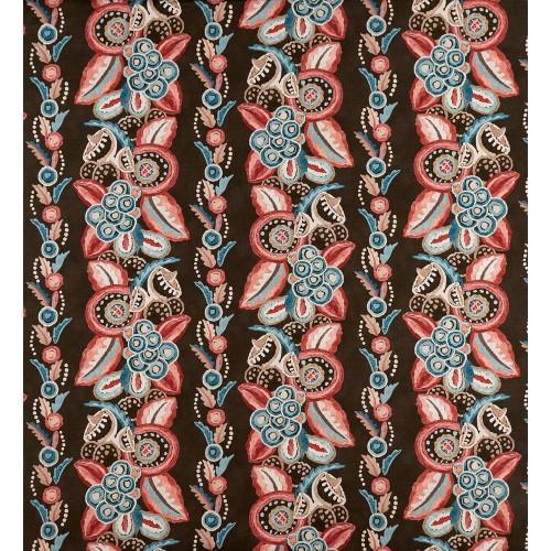 Ткань Nina Campbell Ashdown Stripe NCF4363-04