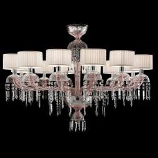 Люстра Barovier&Toso арт 5696/12/В Premier Dame Light Pink