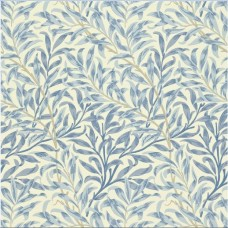 Обои Morris WILLOW BOUGHS 210491, WM7614/4 ( 216481 каталог The Craftsman Wallpapers )