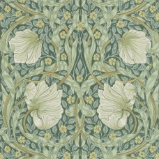 Обои Morris PIMPERNEL 210389 ( art. 216472 kat. The Craftsman Wallpapers )