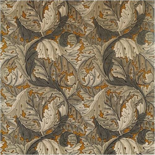 Ткань Morris ACANTHUS 226400 velvet
