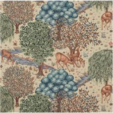Ткань Morris THE BROOK 224561, 226467 - The Craftsman Fabrics, 226708 - Compilation Fabric