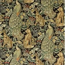 Ткань Morris FOREST VELVET 222535 ( 226446 каталог The Craftsman Fabrics)