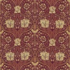 Ткань Morris HONEYSUCKLE & TULIP DMORHO203 ( 220618 каталог Morris Fabrics III Co)