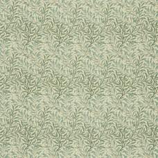 Ткань Morris WILLOW BOUGHS DMFPWB201, PR7614/1 (артикул 226469 каталог The Craftsman Fabrics)