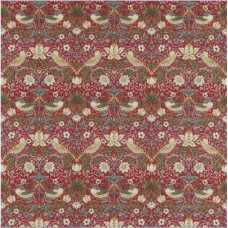 Ткань Morris STRAWBERRY THIEF 220312 (226462 kat. The Craftsman Fabrics)