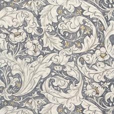 Ткань Morris PURE BACHELORS BUTTON PRINT 226485 Linen