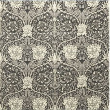 Ткань Morris HONEYSUCKLE AND TULIP VELVET 236938