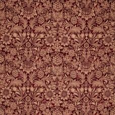 Ткань Morris SUNFLOWER VELVET 236928