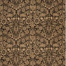 Ткань Morris SUNFLOWER VELVET 236929