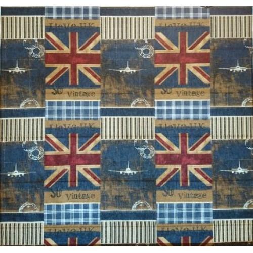 Ткань STOF S.A. UK TLE CANTAL CA4786001
