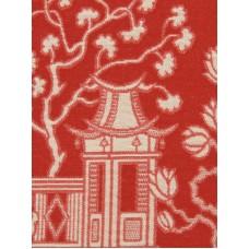 Ткань Robert Allen BIG SPRING - LACQUER RED