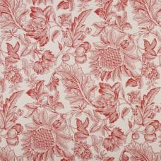 Ткань Robert Allen MAMMYS GARDEN - LACQUER RED