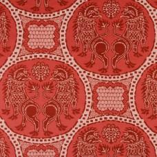 Ткань Robert Allen MITAKA - LACQUER RED