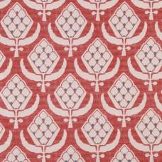 Ткань Robert Allen PERRYHILL - LACQUER RED