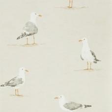 Обои Sanderson  SHORE BIRDS 216562