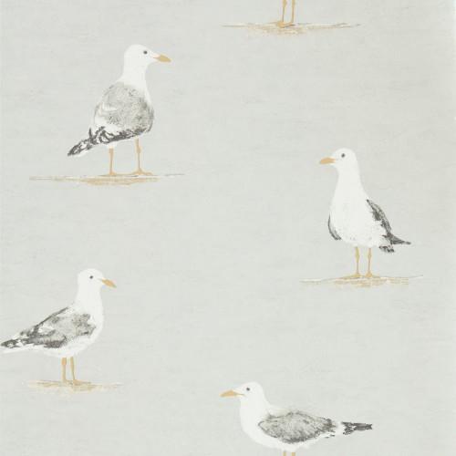 Обои Sanderson  SHORE BIRDS 216565
