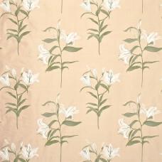 Ткань Sanderson WHITE LILIES DAPGLS201