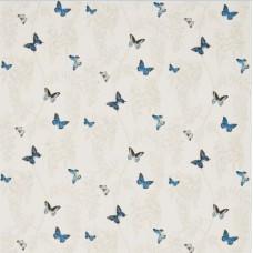 Ткань Sanderson WISTERIA & BUTTERFLY 225525