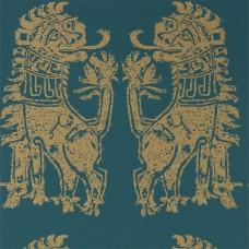 Обои Zoffany SICILIAN LION 312977 коллекция Palladio
